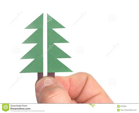 two parts of christmas tree stock photos image 5072963