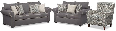 Accent Loveseat by Carla Innerspring Sleeper Sofa Loveseat And Accent