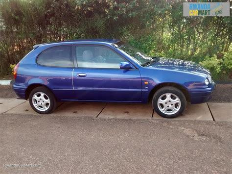 Used Toyota Hatchback 1998 Toyota Corolla 3 Doors 1998