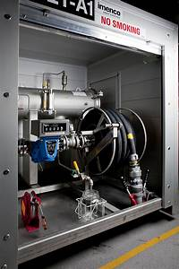 Dispenser Unit - Helicopter Fuelling Systems
