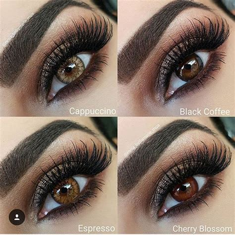 brown colored contacts 25 best ideas about colored contacts on