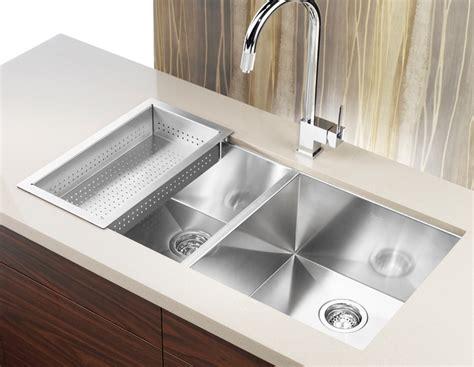 eviers de cuisine évier de cuisine precision en acier inoxydable éviers acier inoxydable