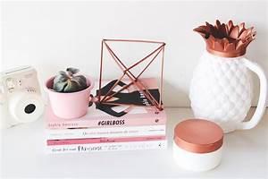Onde comprar: itens de decoração cor de cobre / rose gold