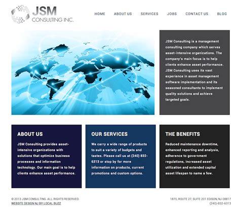 portfolio wordpress website design nj nj web site designer