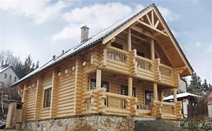 Holzhäuser Aus Polen : rundbohlen blockhaus polen schwimmbadtechnik ~ Markanthonyermac.com Haus und Dekorationen