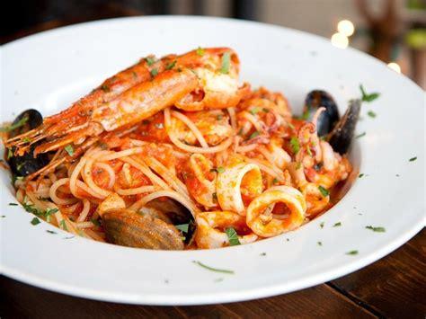 spaghetti aux fruits de mer  recettes issues de la