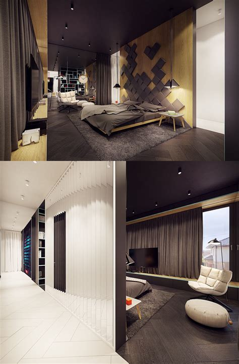 A Fashionably Comfortable Family Home by Variaciones Homedesigning Via A Fashionably