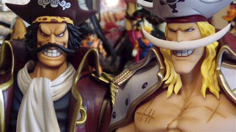 gol  roger whitebeard portrait  pirates  piece