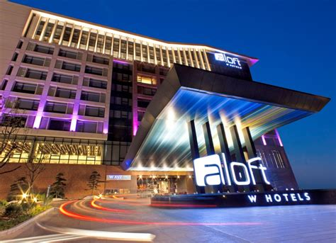 Aloft Hotels will expand in the Middle East