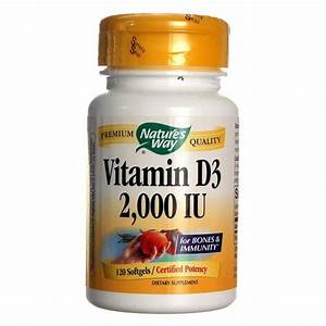 Vitamin D3 Berechnen : nature 39 s way vitamin d3 2 000 iu 120 softgels ~ Themetempest.com Abrechnung