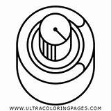 Coloring Knob Switch Ultracoloringpages sketch template