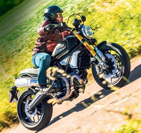 Review Ducati Scrambler 1100 by Ducati Scrambler 1100 2018 On Review Specs Prices Mcn