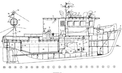 Kingfisher Boats Quebec by Boat Plans For A 24 Trailerable Commercial Fishing Gravy