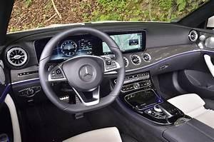 Interieur Classe A 2018 : premier essai mercedes benz classe e cabriolet 2018 luxury car magazine ~ Medecine-chirurgie-esthetiques.com Avis de Voitures