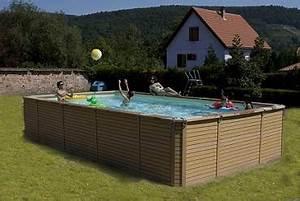 Piscine A Monter Soi Meme : construire piscine enterr e monter soi meme ~ Premium-room.com Idées de Décoration
