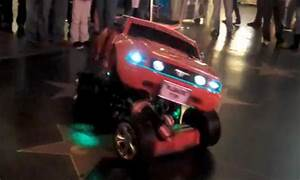 Real-Life Transformers Autobot in Action | Gadgetsin