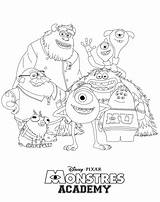 Coloring Monsters Pages Inc University Nerf Gun Characters Sully Drawing Monster Disney Colouring Printable Super Monstres Getdrawings Getcolorings Sheets Ward sketch template