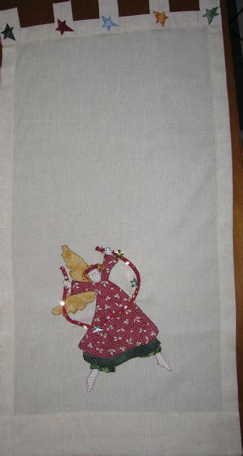 tende natale scrap patch tende di natale