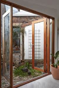 homes with interior courtyards worker s cottage to gorgeous interior rehab