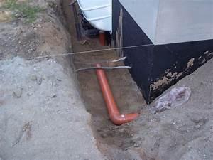 Drenasche Ums Haus Legen : garten drainage verlegen garten drainage verlegen ~ Lizthompson.info Haus und Dekorationen