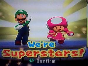 Luigi and Toadette (Mario Party 7) by ToadallyToadette on ...