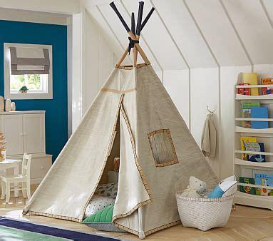 Pottery barn credit card rewards. Navy Stitch Teepee | Play Tent | Pottery Barn Kids