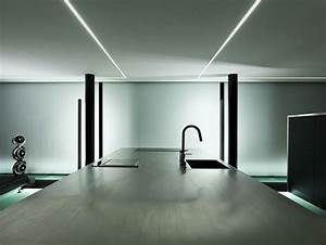 Led Lichtleiste Decke : led lichtleisten zum einbauen von panzeri 10 designs im berblick ~ Markanthonyermac.com Haus und Dekorationen