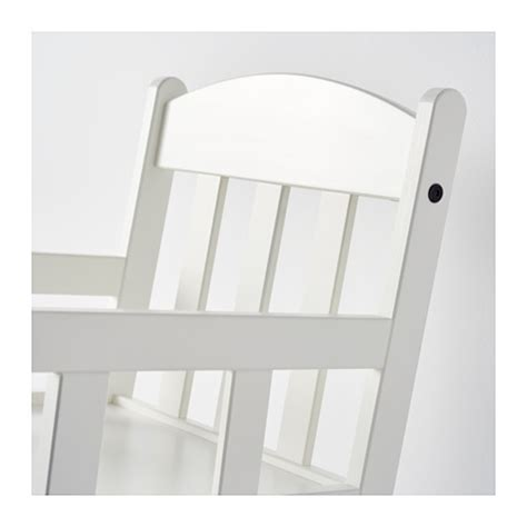sundvik rocking chair white ikea