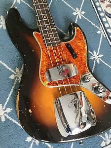 Fender Jazz Bass 1960 2Tone Sunburst Mike's Music Reverb