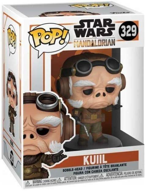 Funko - Pop! Star Wars: The Mandalorian - Kuiil Brand New ...