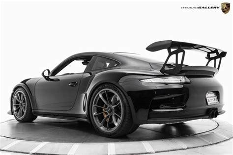 black porsche 911 gt3 porsche exclusive paint to sle black 911 gt3 rs for