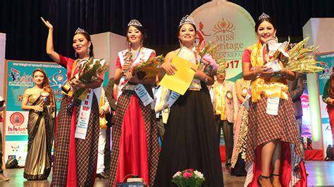 Rupa Lama Crowned As Miss Heritage Queen Nepal 2017