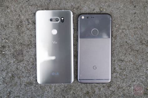 lg v30 lets us how the pixel 2 xl will compare to other flagships droid
