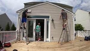 Aleko Awning Installation Instructions