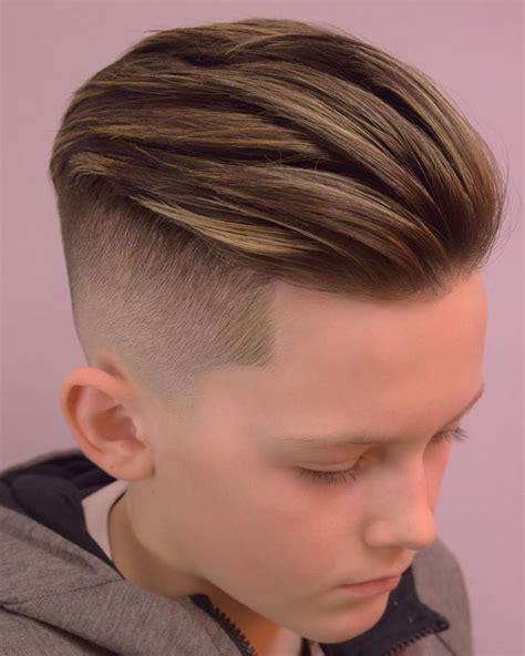 coupes de cheveux pour adolescents  coupe de cheveux