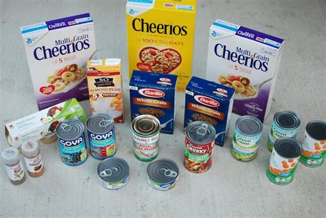 We Care Food Pantry 17 Healthy Inexpensive Food Pantry Donations See How To