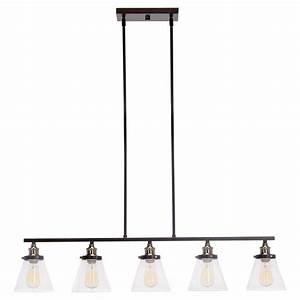 quotvintagequot 5 light pendant light rona With rona outdoor pendant lighting
