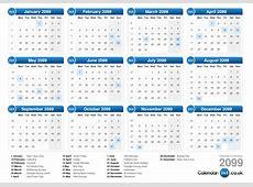 Holidays 2099