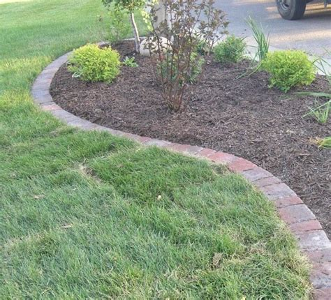 Landscaping Border Ideas   To Entry Concrete Paver. Patio Restaurant Lombard Coupons. Patio Blocks For Hot Tub. Patio Store Paramus Nj. Patio Paver Base. Patio Construction Dallas Tx. Covered Patio And Deck Designs. Patio Set Decor. Garden Patio Show Jackson Ms
