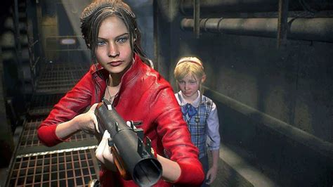 New Resident Evil 2 Mod Shows What Happens When Claire