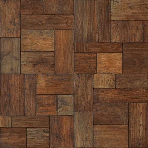 China Antique Oak Parquet Laminate Flooring   China