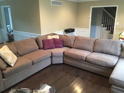 really big sectional sofas letgo very big sectional sofa in bel air md