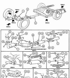31 2007 Ford Taurus Exhaust System Diagram