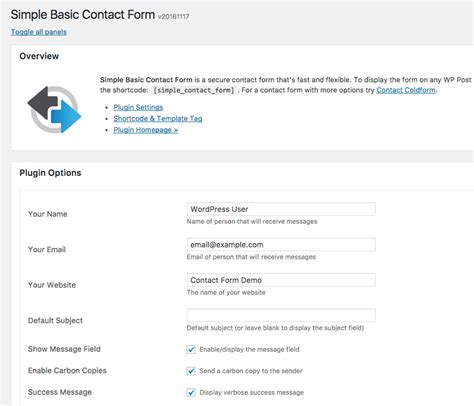 simple contact form wordpress contact form with captcha without plugin