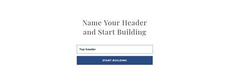 screen title using ll button composer builder visual website
