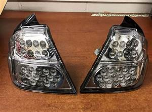Kuryakyn Light Turn Signal Show Chrome Honda Goldwing 1800 Rear Led Saddlebag Light