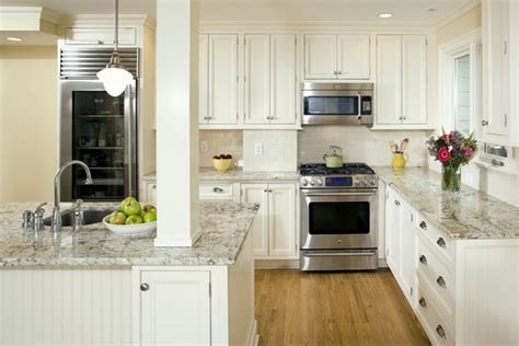 beautiful white kitchen designs kashmir white granite countertops 25 ideas for the kitchen 4400