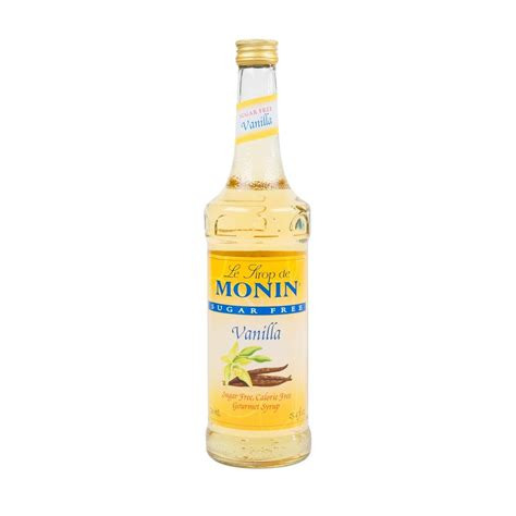 Many drink recipes call for sugar syrup. Monin - Sugar Free Vanilla Syrup, Bold Vanilla Bean Flavor, Great for Coffee, Cocktails ...
