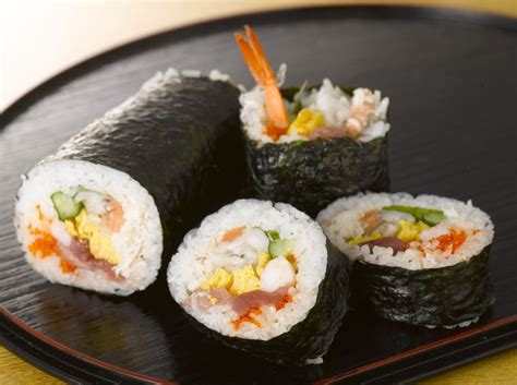 A Complete List From Nigiri To Narezushi