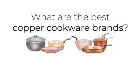 copper cookware brands coppersmith